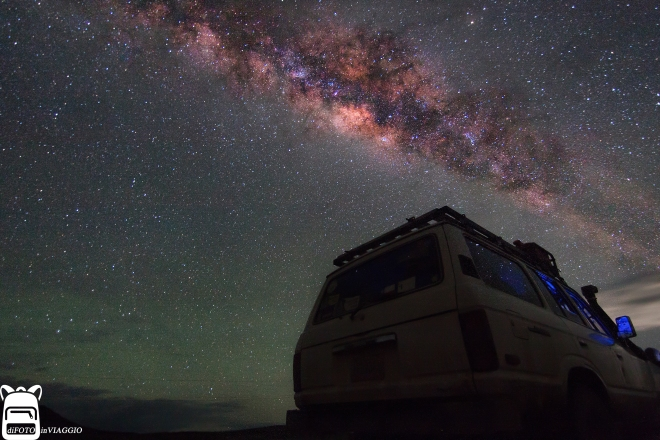 Milky Way Gran Sabana soft tag