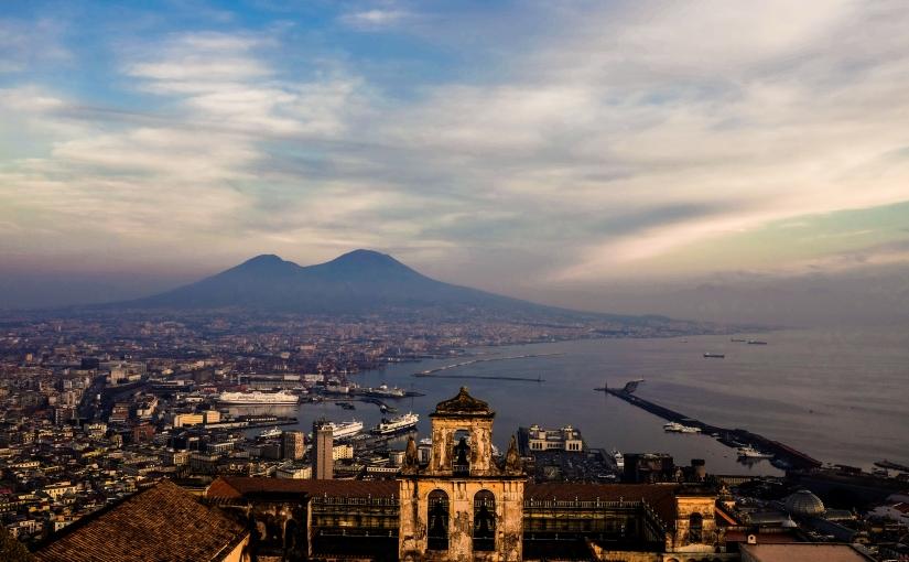 Golfo di Napoli eVesuvio