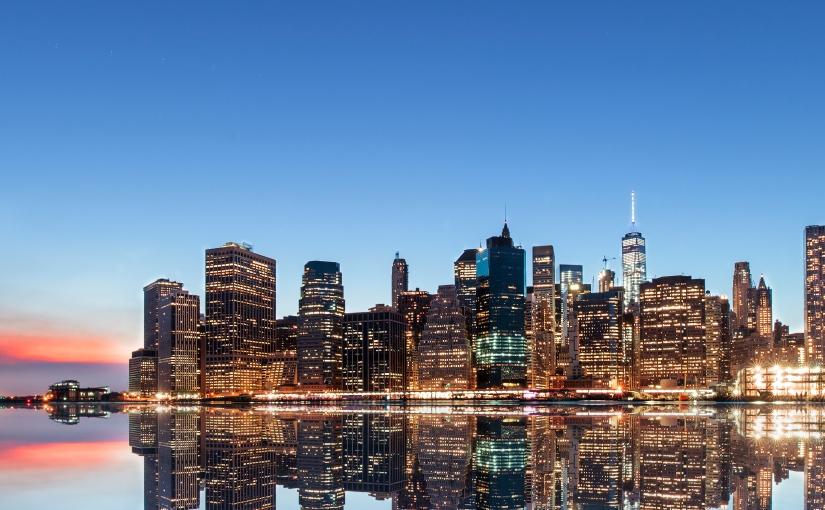 Skyline di NewYork