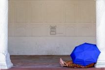 Riposo al Forte di Agra