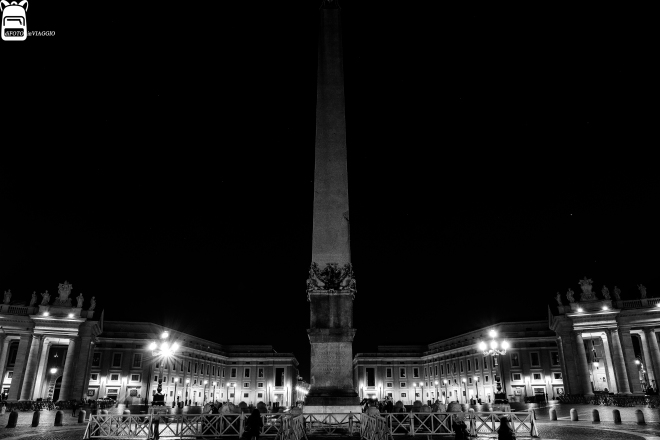 Vaticano - Obelisco